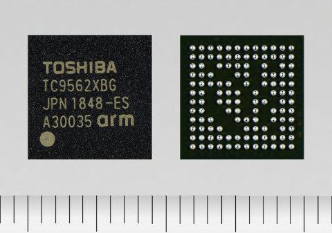 东芝扩展以太网桥接IC产品系列用于汽车及工业领域