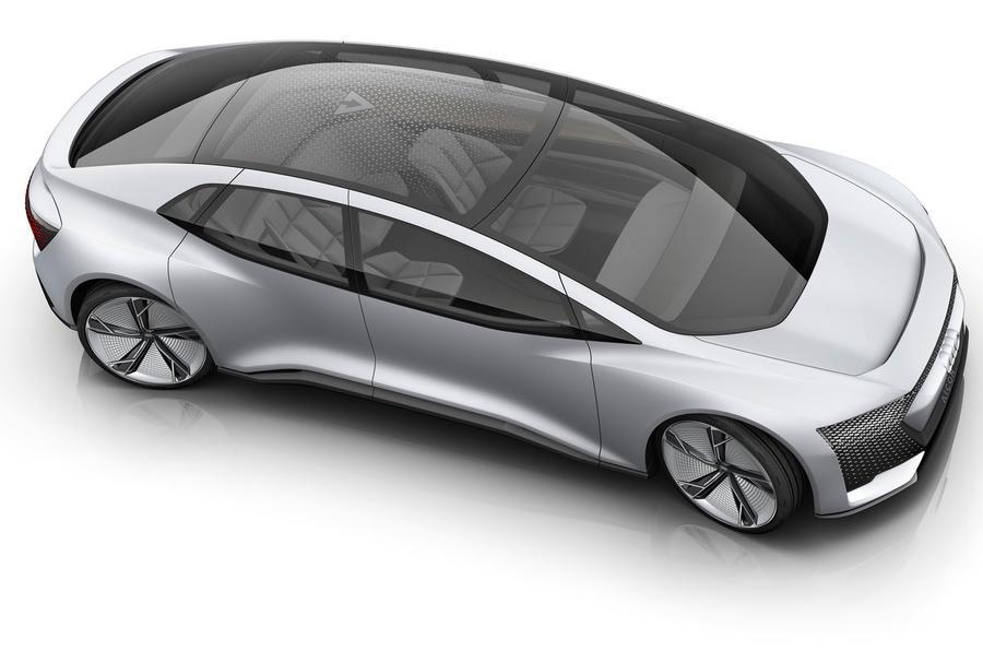 奥迪全新概念车将亮相上海车展未来设计前瞻