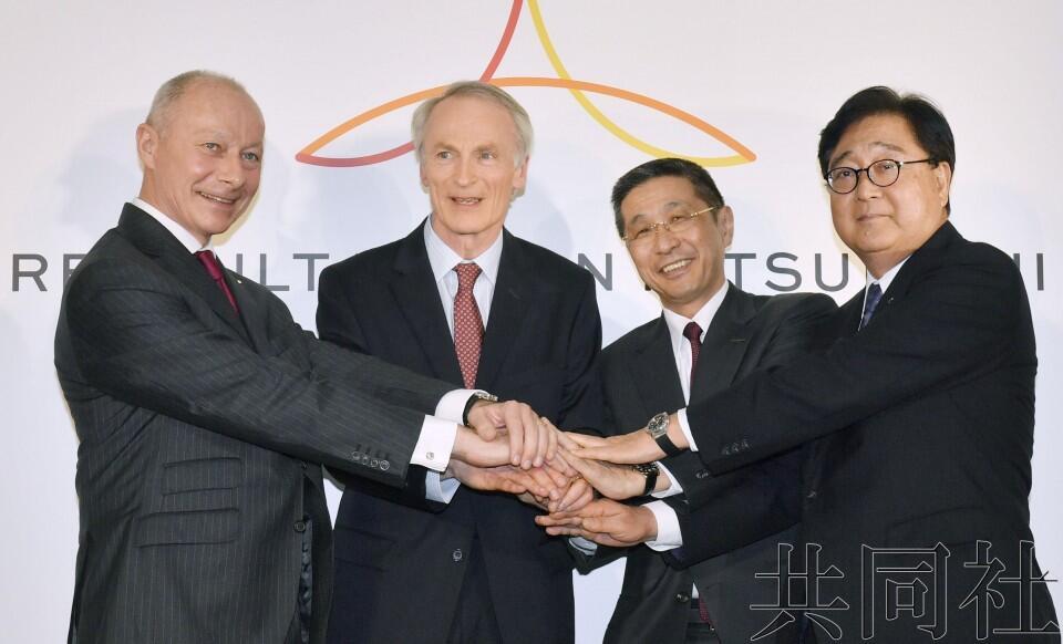 日产雷诺三菱联盟宣布将设立新决策机构
