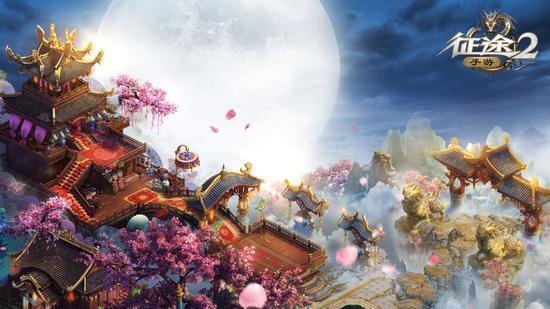 《征途2手游》4月12日全平台上线 共赴12年征途盛宴
