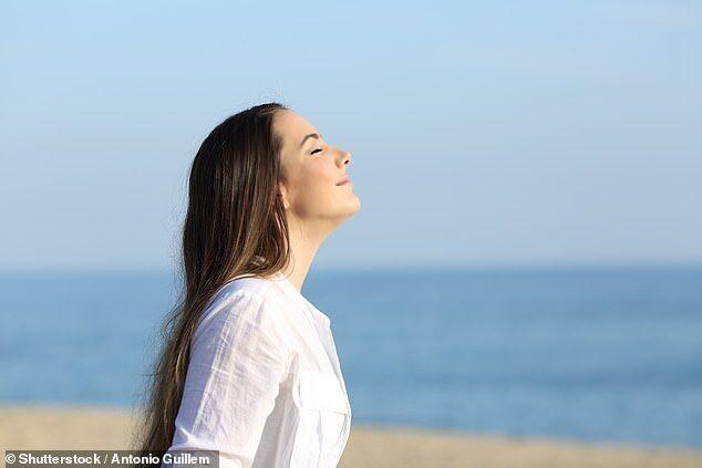 深呼吸可增加脑电活动有助提高办事效率