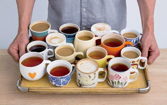 花开两朵各有千秋 咖啡与茶你选哪一杯