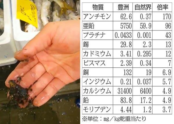 日本新丰洲市场从业者投诉不断,黑色粉尘检测出剧毒物质