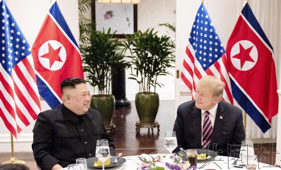 美朝领导人会谈细节公布:快开始前才告知越南具体地点