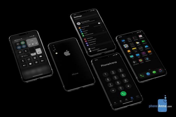 苹果iOS13假想图:全局Dark主题你喜欢吗
