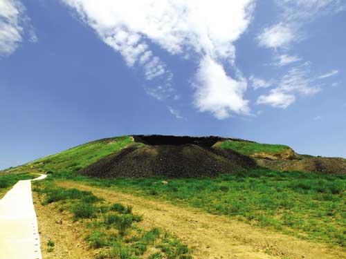 察哈尔火山群