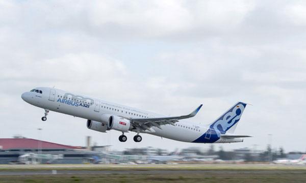 安装CFM LEAP-1A发动机的空客A321neo获型号认证