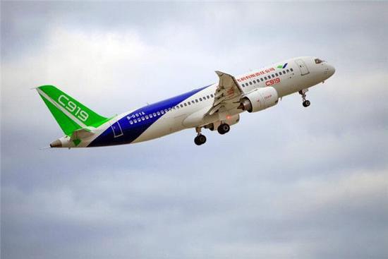 中美适航协议让中开启向全球卖飞机的大门