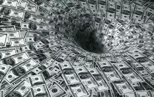 """美联储加息游戏搞得全球""""鸡飞狗跳"""",美国债务危机随时可破"""
