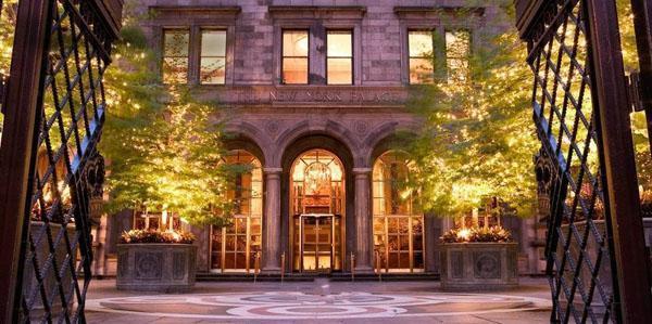 纽约皇宫酒店