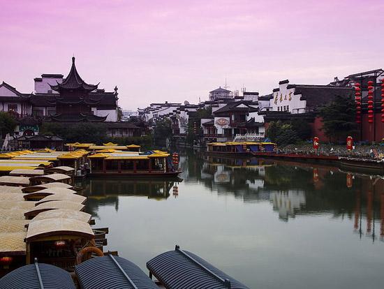 游六朝古都南京 尽赏古城历史文化景观