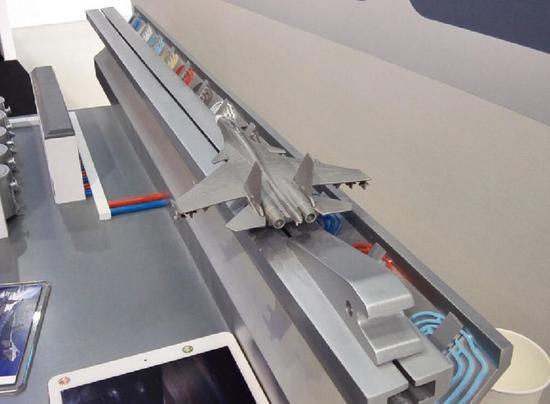 马伟明:我军推迟3号航母开工 为对比蒸汽与电磁弹射