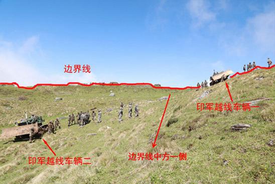 一系列消息释放信号:中方对印渐显强大军事震慑