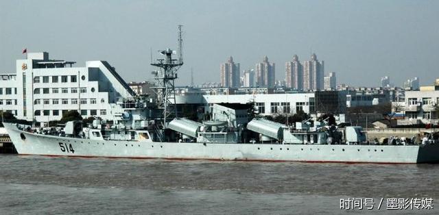 """中国""""053H型""""护卫舰退役"""