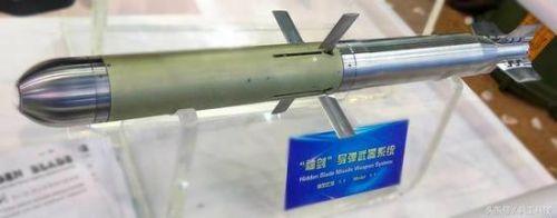 中国最小防空导弹亮相仅重4公斤 专打无人机
