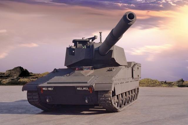 美国想拿出20年前设计的旧型坦克轻松击败中国