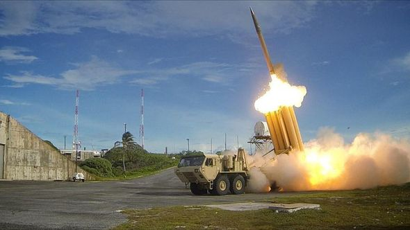 韩国开始全面部署萨德反导系统
