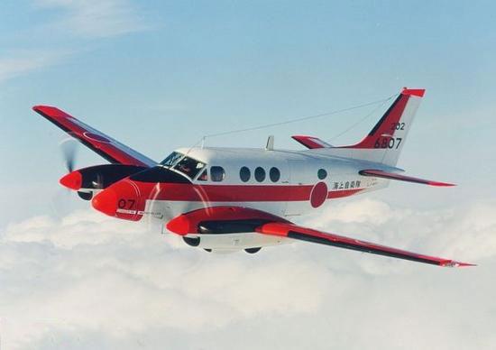 日本送菲律宾5架TC90飞机:加强后者管控海洋能力